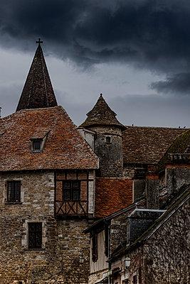 Altes Südfranzösisches Dorf - p248m995625 von BY