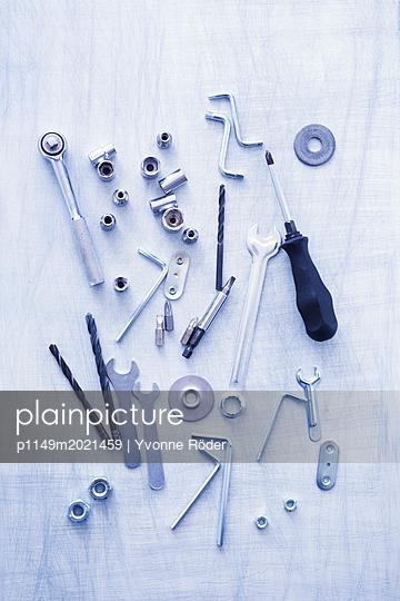 Werkzeuge - p1149m2021459 von Yvonne Röder