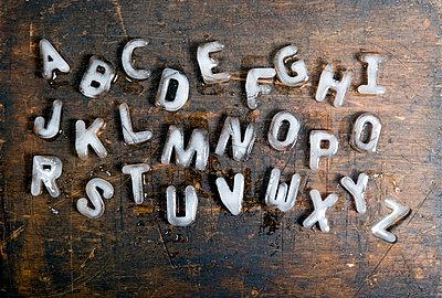 Letters - p451m778207 by Anja Weber-Decker