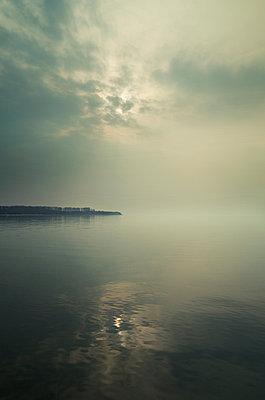 Nebelmeer, Ostsee - p992m1016130 von Carmen Spitznagel