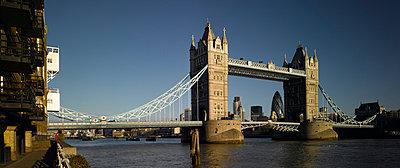 Tower Bridge, London, 1894 - p8550452 by Richard Bryant