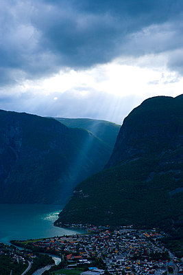 Nature and mystic; Norway - p2481098 by BY