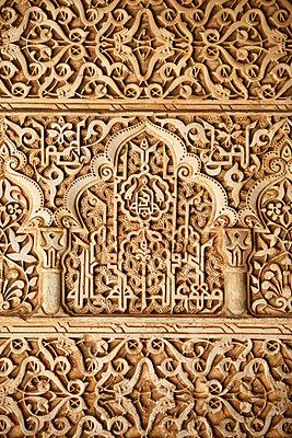 Palacio de los Leones sculpture - p8714137 by Godong