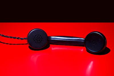 Telephone receiver - p1149m2014979 by Yvonne Röder