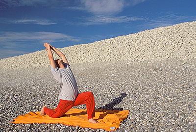 Yogaübungen - p2200298 von Kai Jabs