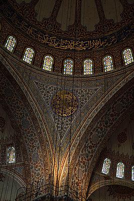 Blaue Moschee - p2410389 von L.B.Jeffries