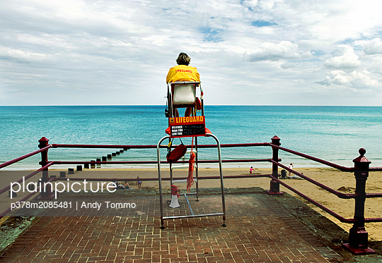 lifeguard - p378m2085481 by Andy Tommo