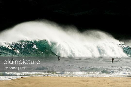 Sandy Beach - p9130016 von LPF