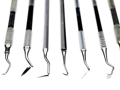 Zahnärztliche Instrumente - p5840305 von ballyscanlon