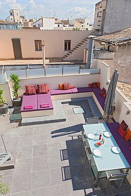 Mallorca Palma penthouse renovation - p8551126 by Anthony Harrison