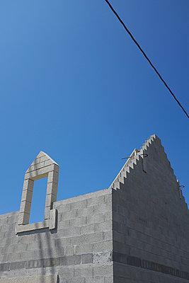 Hausbau - p116m940692 von Gianna Schade