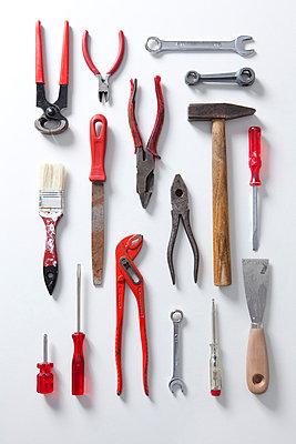 Werkzeuge - p4540962 von Lubitz + Dorner
