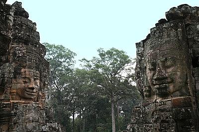 Kambodscha; Angkor Wat - p1038m769446 von BlueHouseProject