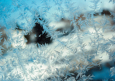 frost on a window - p3012516f by fStop