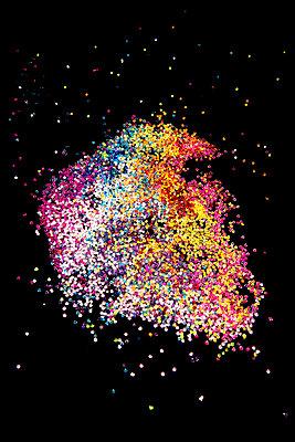 Glitzerperlen - p451m2027135 von Anja Weber-Decker