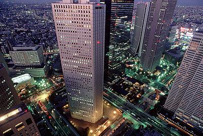 Tokyo - p1205m1032931 von Benoit Pesle