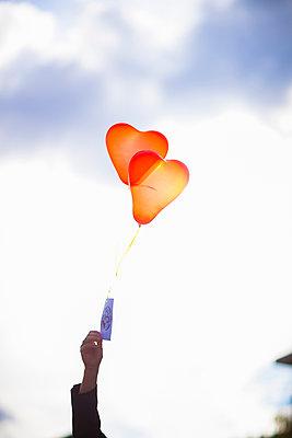 Luftballons - p680m1119861 von Stella Mai