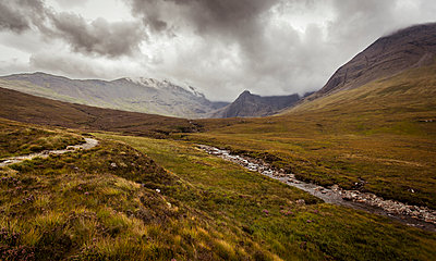 Isle of Skye - p1234m1044598 by mathias janke