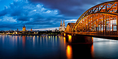View of Cologne Cathedral - p30020759f by Fotofeeling