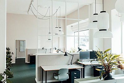 Interior of empty modern office - p300m2287786 by Gustafsson