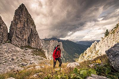 Hiking in Montenegro - p1352m1425335 by Kilian Reil