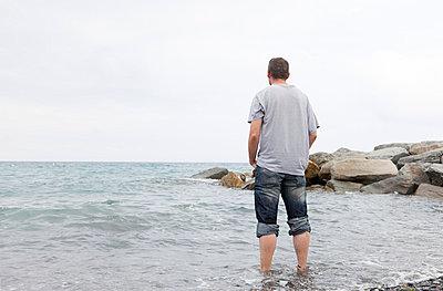 Am Meer - p4350144 von Stefanie Grewel