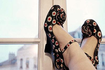 Die Füße hochlegen - p9111160 von Kalanch-Oé