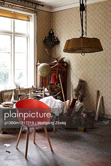 Rumpelkammer - p1360m1217219 von Wolfgang Zlodej