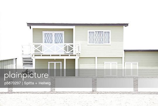 Haus am Strand - p5870297 von Spitta + Hellwig