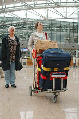 Airport Lounge - p2990003 by Silke Heyer