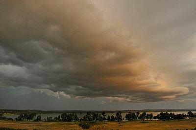 Sturmwolken - p9791689 von Schickhofer
