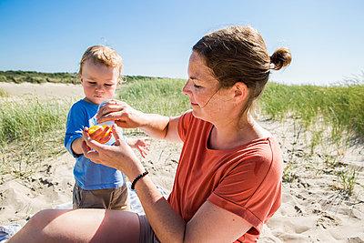 Nordseeurlaub, Zeeland - p904m1452372 von Stefanie Päffgen