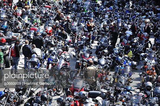 Motorradgottesdienst - p3660009 von Hartmut Gerbsch