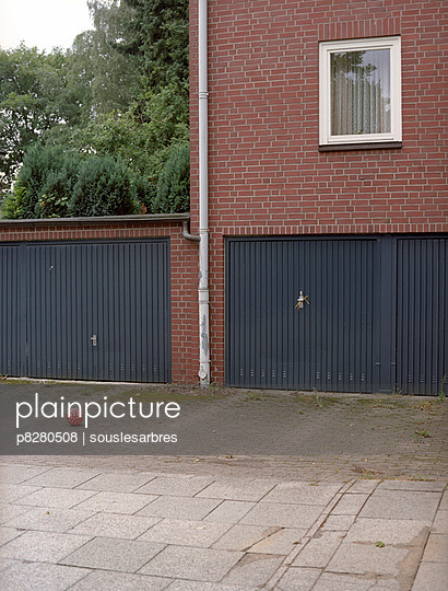 Innenhof - p8280508 von souslesarbres