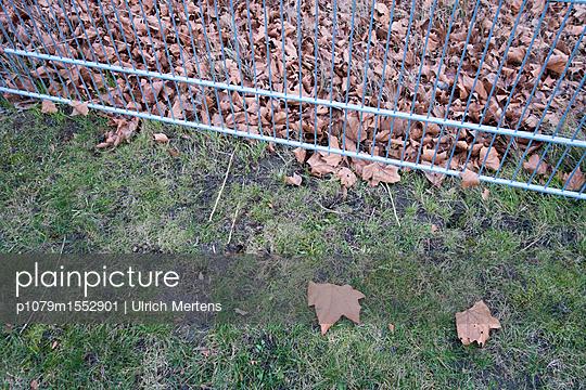 wir müssen draußen bleiben - p1079m1552901 von Ulrich Mertens