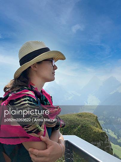 Enjoy the view - p382m2263622 by Anna Matzen