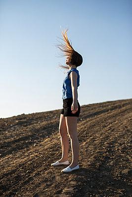 Frischer Wind - p755m1169154 von Henrik Pfeifer