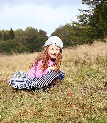 Glückliches Kind - p045m952424 von Jasmin Sander