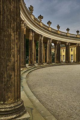 Germany, Brandenburg, Sanssouci Palace in Potsdam - p1686m2288554 by Marius Gebhardt