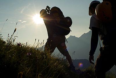Trekking backpack - p0810532 by Alexander Keller
