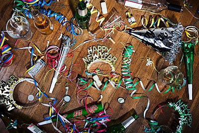 Reste der Party - p1094m890286 von Patrick Strattner
