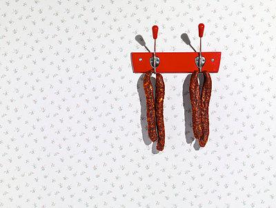 Sausage wardrobe - p803m2286037 by Thomas Balzer