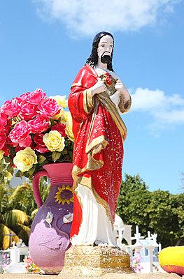 Jesusfigur - p045m778278 von Jasmin Sander