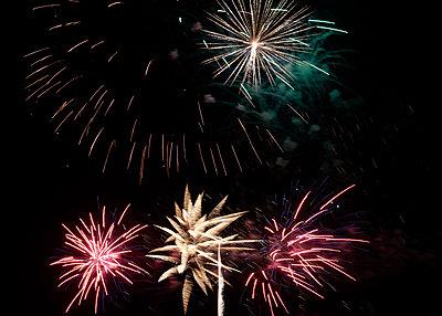 Feuerwerk - p1124m1104362 von Willing-Holtz