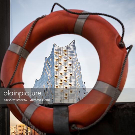 Elbphilharmonie - p1222m1286257 von Jérome Gerull