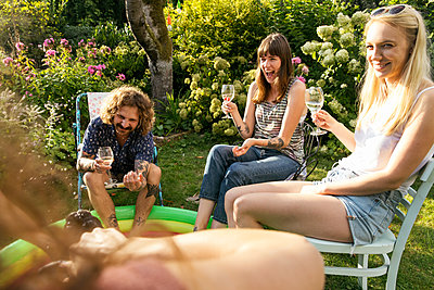 Allotment garden - p788m2027403 by Lisa Krechting