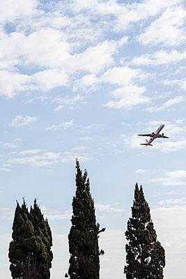 Passagierflugzeug - p1021m1537874 von MORA