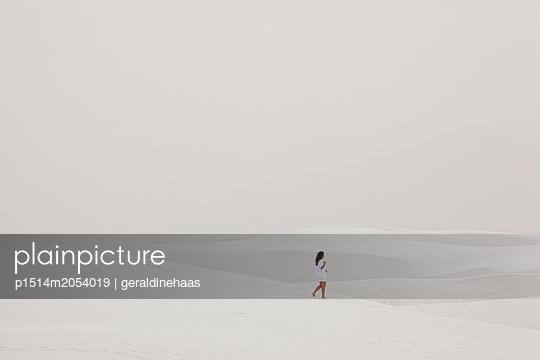 White Sands - p1514m2054019 von geraldinehaas