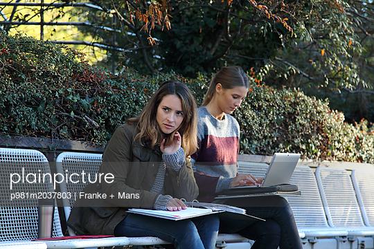 Studium - p981m2037803 von Franke + Mans