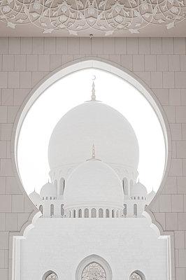 Scheich Zayed Moschee - p1273m1467587 von melanka